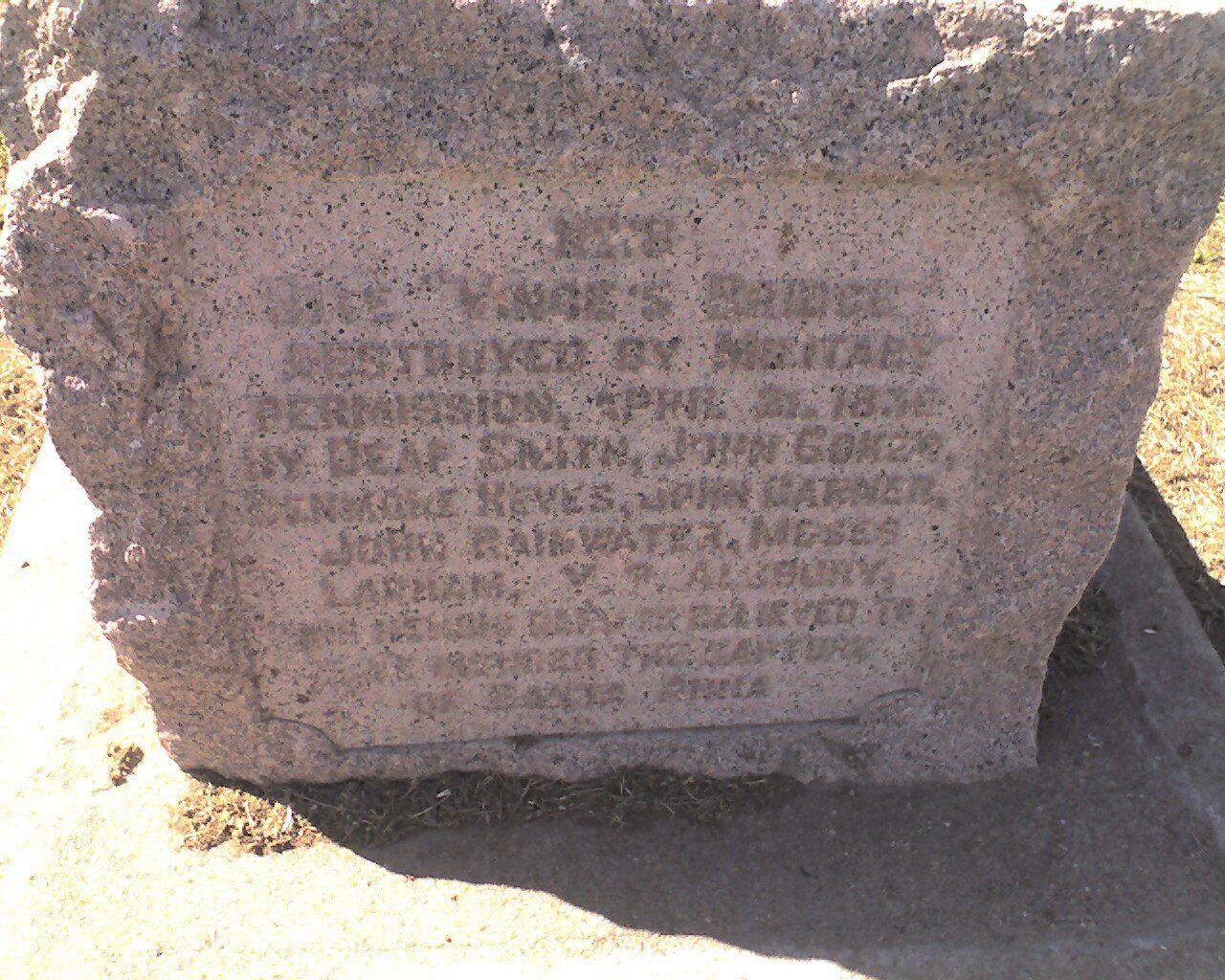 Santa Anna capture