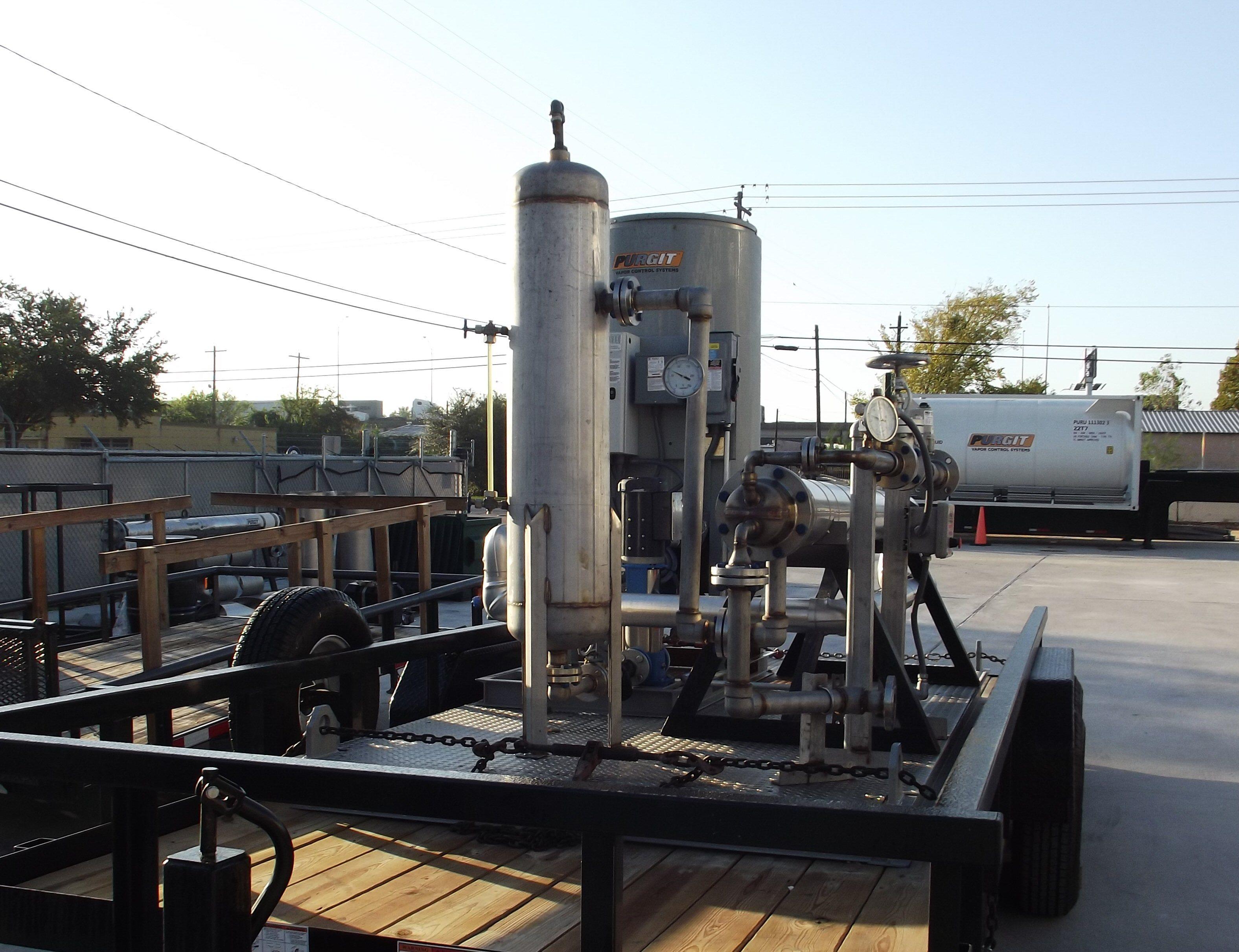 Ammonia Vaporizing Amp Purging Purgit Vapor Control And